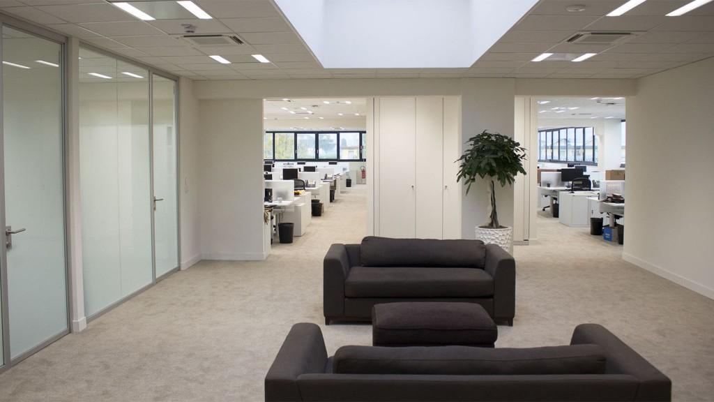 Luxury corporate offices Cogesim Project management