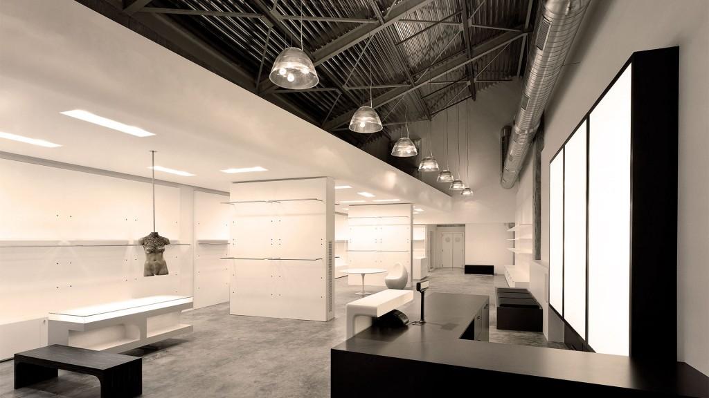 The mall shop realizzato da Cogesim General contractor