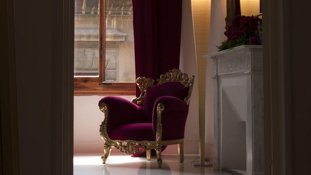 Luxury attic by Cogesim luxury retail
