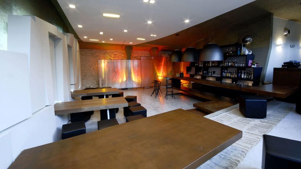 Cogesim general contractor di lusso per Lounge Bar Portanova